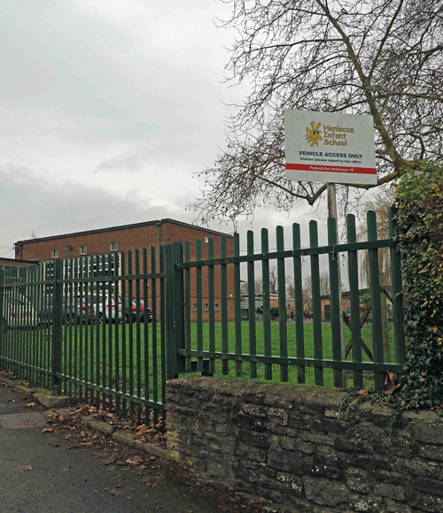 Shock Ofsted rating for Henleaze Infant School