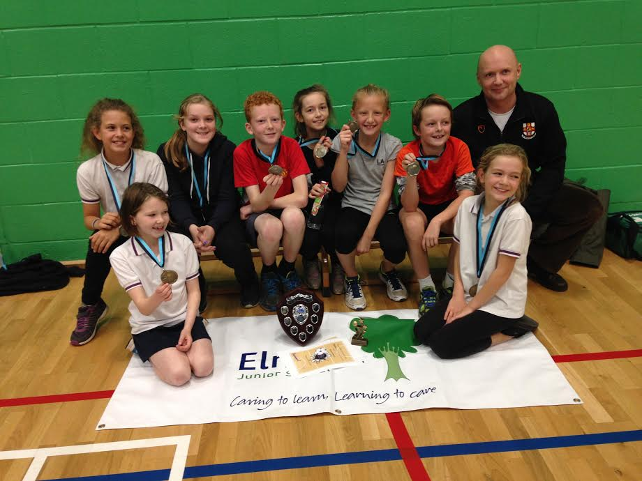 Elmlea Junior School's High 5 Netball Tournament 2015