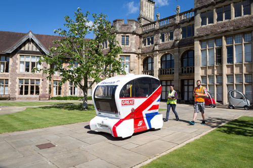 Driverless cars 'could revolutinise the future for older people'